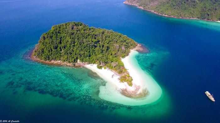 Quần đảo Mergui: thiên đường du lịch bị ẩn giấu ở Myanmar - Ảnh 1.