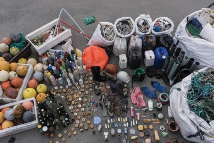 Choáng váng khi 1 lít băng Bắc Cực chứa 234 mẩu rác - Ảnh 5.