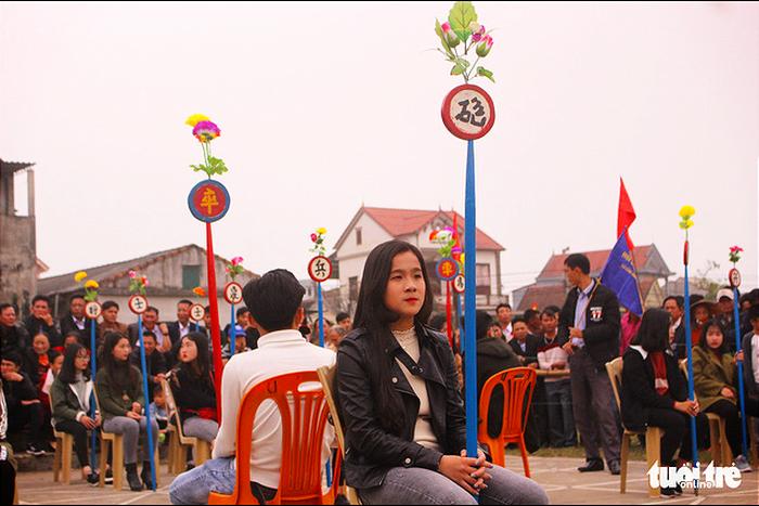 Chơi cờ trịch ở Cẩm Nhượng ngày xuân  - Ảnh 9.