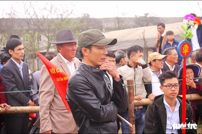 Chơi cờ trịch ở Cẩm Nhượng ngày xuân  - Ảnh 4.
