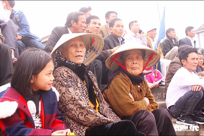Chơi cờ trịch ở Cẩm Nhượng ngày xuân  - Ảnh 12.