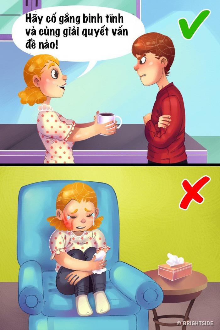 10 tình huống khiến nàng phải cân nhắc dứt áo ra đi - Ảnh 10.