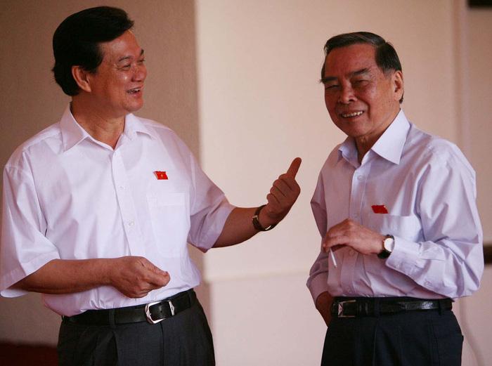 Nguyên Thủ tướng Phan Văn Khải từ trần ở tuổi 85 - Ảnh 2.