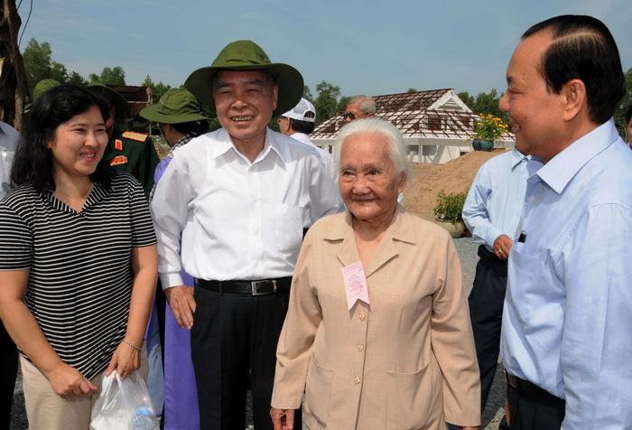 Nguyên Thủ tướng Phan Văn Khải từ trần ở tuổi 85 - Ảnh 4.