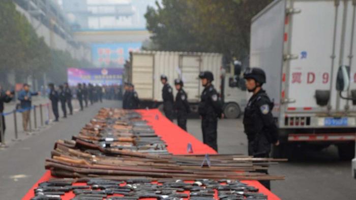 Báo Trung Quốc dạy dỗ Mỹ: nên học cách kiểm soát súng của Bắc Kinh - Ảnh 1.