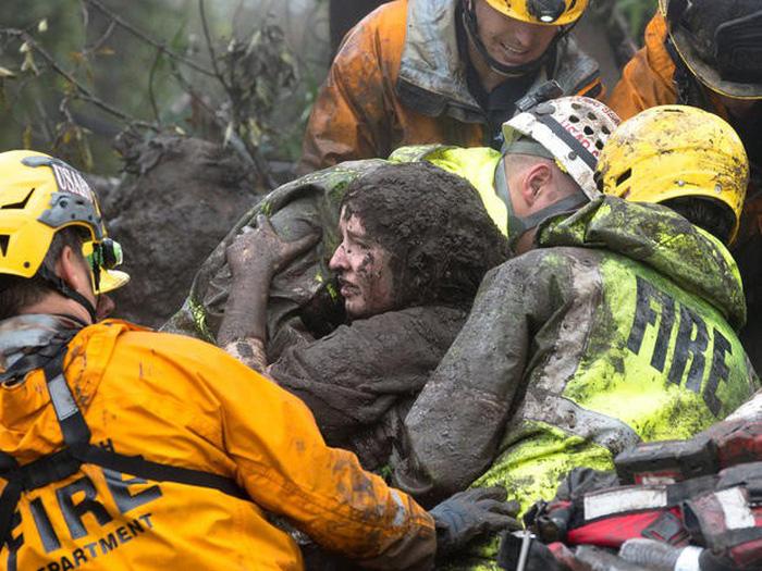 Katy Perry biểu diễn gây quỹ giúp nạn nhân lũ bùn ở California - Ảnh 2.