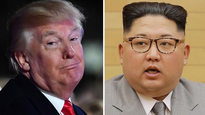 Ông Trump ngỏ ý đối thoại với Bình Nhưỡng - Ảnh 1.