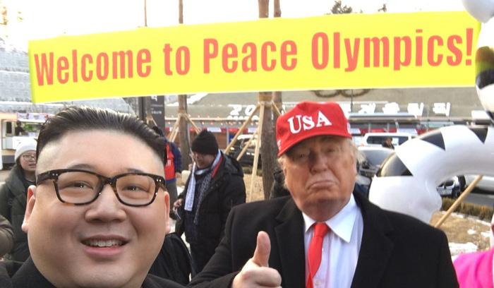 Ông Trump ngỏ ý đối thoại với Bình Nhưỡng - Ảnh 2.