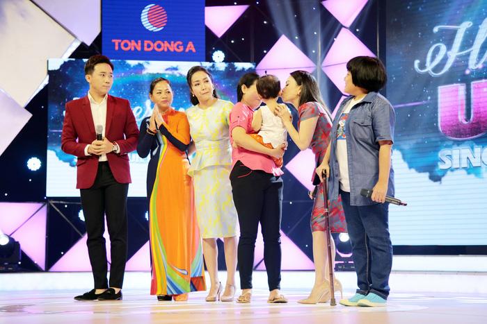 Công ty cổ phần Tôn Đông Á đồng hành cùng Hát mãi ước mơ mùa 2 - Ảnh 1.