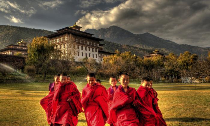 Ngày xuân hành hương về cõi Phật - Ảnh 11.