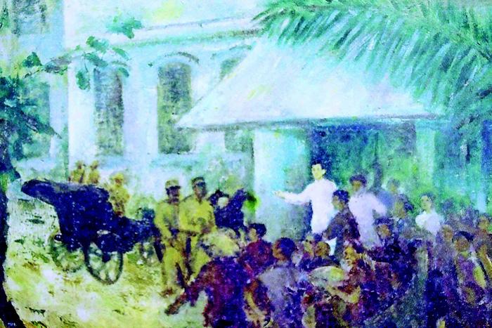 Nguyễn Tất Thành ra đi từ ngôi trường xứ Huế - Ảnh 6.
