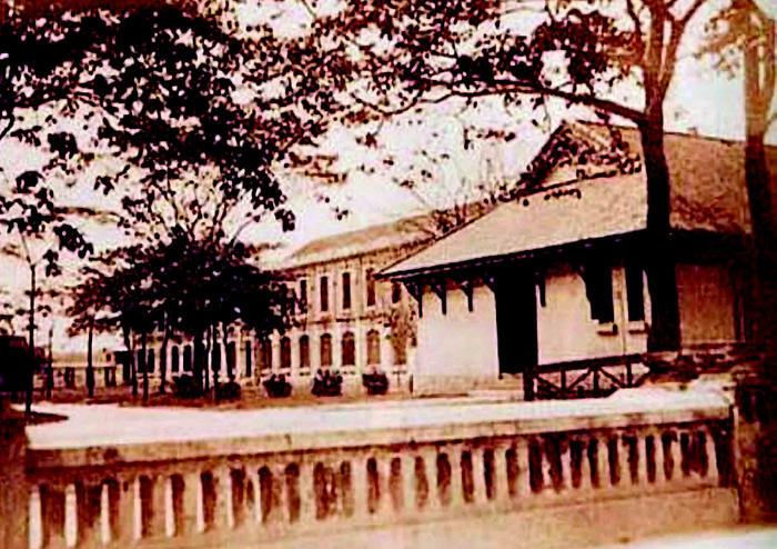 Nguyễn Tất Thành ra đi từ ngôi trường xứ Huế - Ảnh 1.