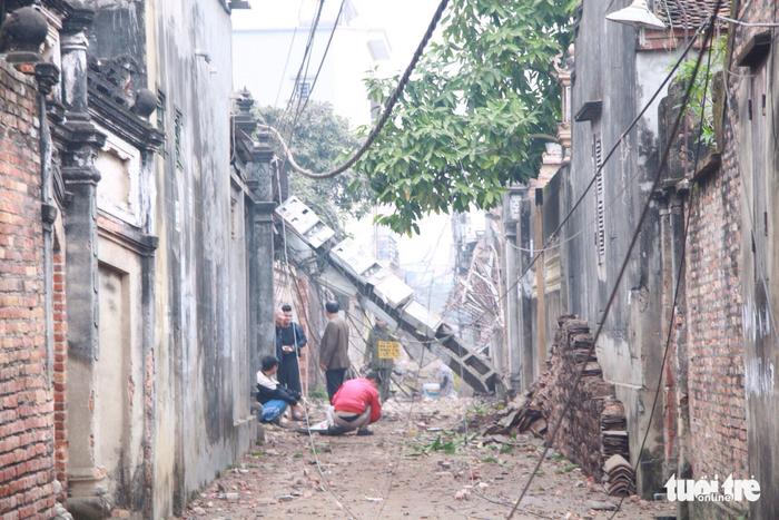 Nổ lớn kho phế liệu ở Bắc Ninh, nhiều căn nhà bị san phẳng - Ảnh 8.