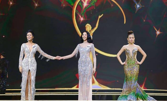 HHen Niê đăng quang Hoa hậu Hoàn vũ Việt Nam 2017 - Ảnh 5.