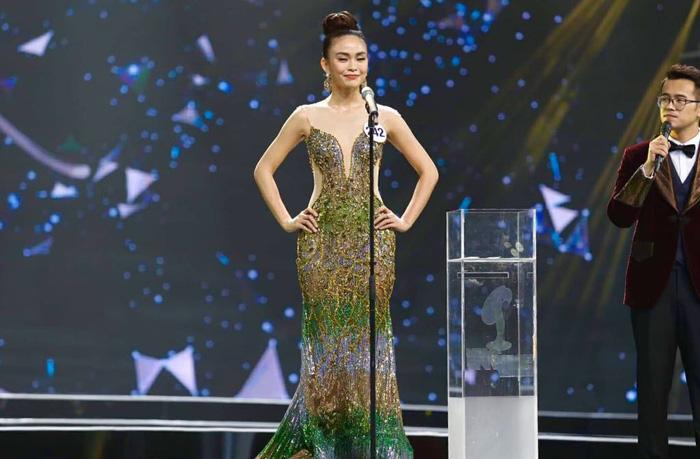 HHen Niê đăng quang Hoa hậu Hoàn vũ Việt Nam 2017 - Ảnh 9.