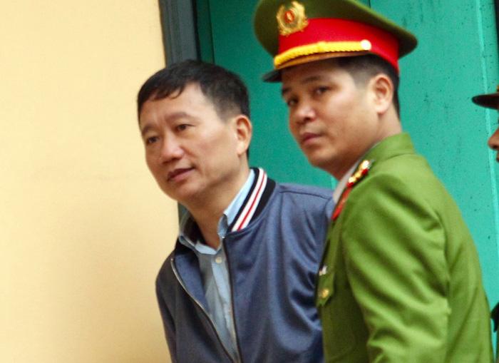 Cách ly ông Đinh La Thăng và Trịnh Xuân Thanh để thẩm vấn - Ảnh 3.