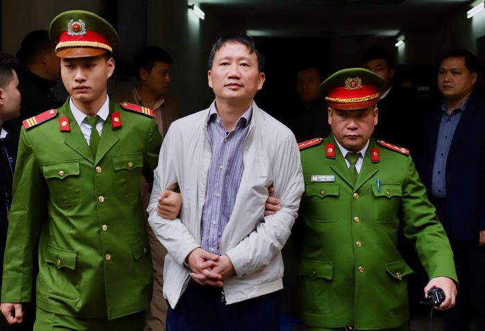 Phạt ông Đinh La Thăng 13 năm tù, ông Trịnh Xuân Thanh tù chung thân - Ảnh 2.