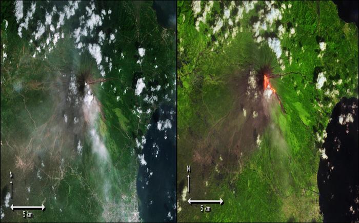 Ảnh vệ tinh tố cáo biến đổi khí hậu làm thay đổi Trái đất - Ảnh 4.