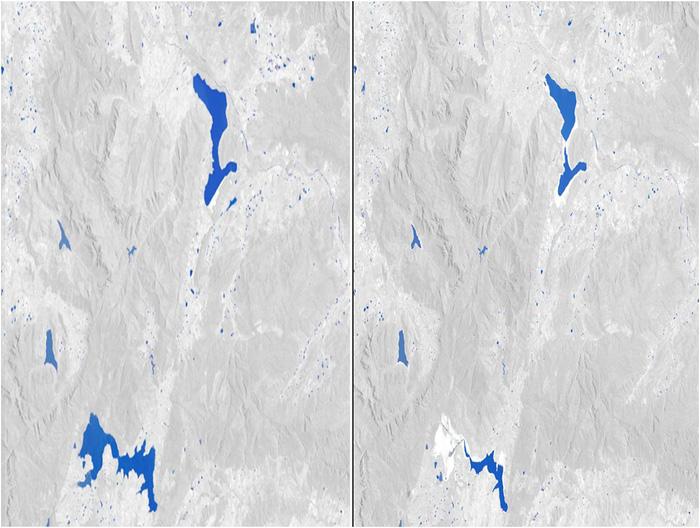 Ảnh vệ tinh tố cáo biến đổi khí hậu làm thay đổi Trái đất - Ảnh 5.
