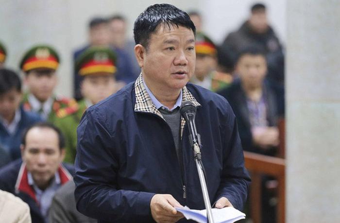 Hầu tòa vụ PVN mất 800 tỉ, ông Đinh La Thăng có 5 luật sư