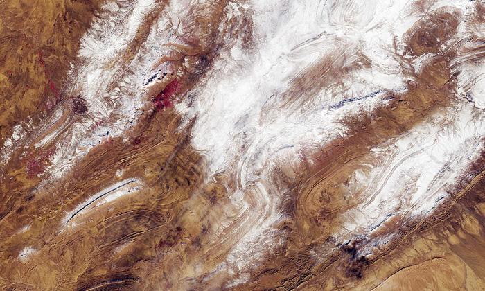 Ảnh vệ tinh tố cáo biến đổi khí hậu làm thay đổi Trái đất - Ảnh 1.