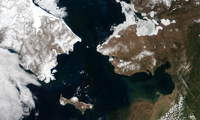 Ảnh vệ tinh tố cáo biến đổi khí hậu làm thay đổi Trái đất - Ảnh 2.