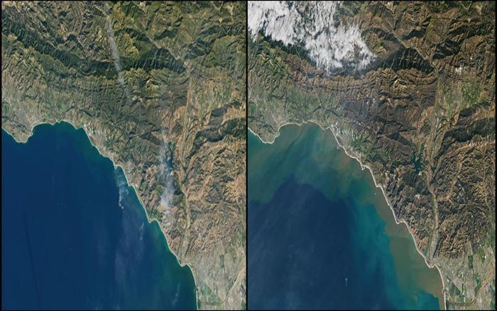 Ảnh vệ tinh tố cáo biến đổi khí hậu làm thay đổi Trái đất - Ảnh 6.