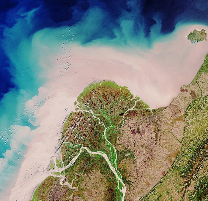 Ảnh vệ tinh tố cáo biến đổi khí hậu làm thay đổi Trái đất - Ảnh 7.