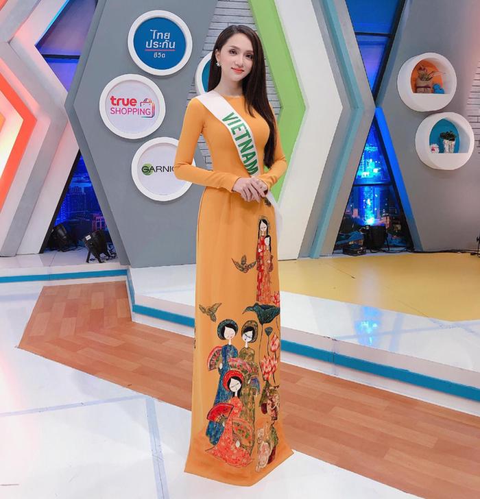 Hương Giang và hành trình giành vương miện Hoa hậu chuyển giới 2018 - Ảnh 12.