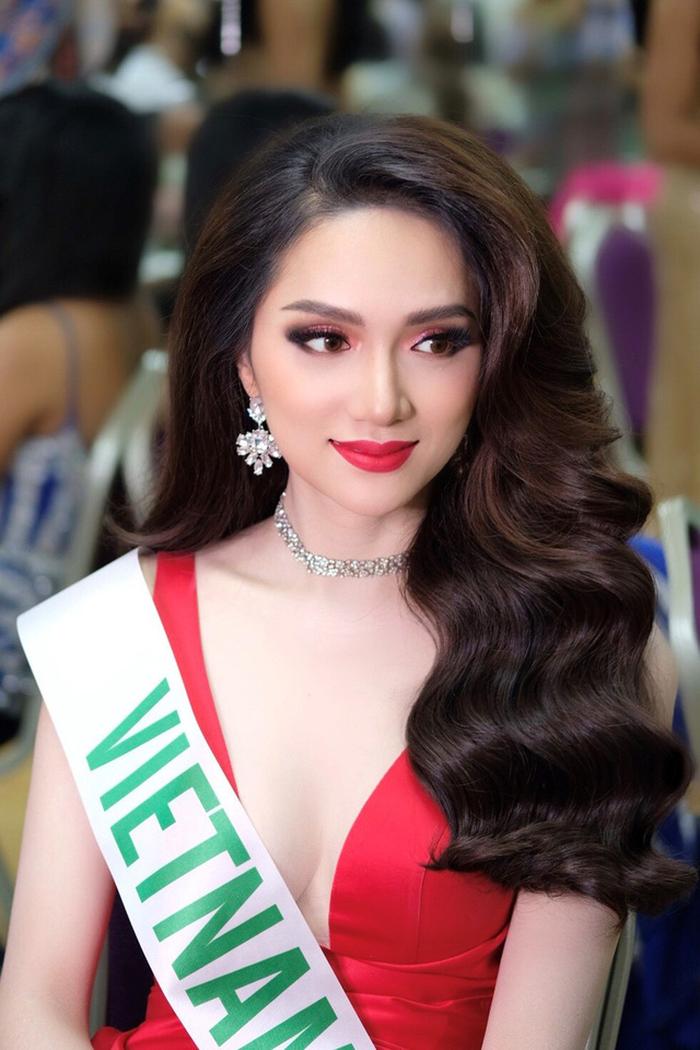 Hương Giang và hành trình giành vương miện Hoa hậu chuyển giới 2018 - Ảnh 14.