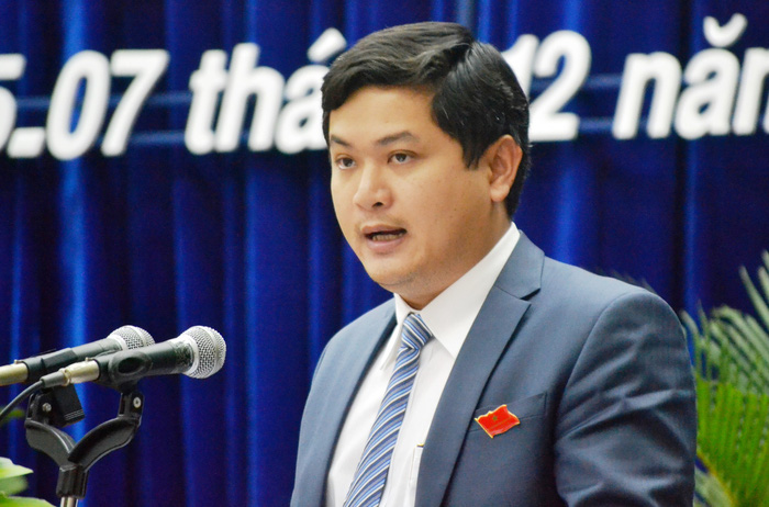 Quảng Nam thu hồi các quyết định bổ nhiệm ông Lê Phước Hoài Bảo - Ảnh 1.