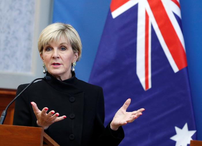 Úc đòi chơi đúng luật quốc tế ở Biển Đông - Ảnh 1.