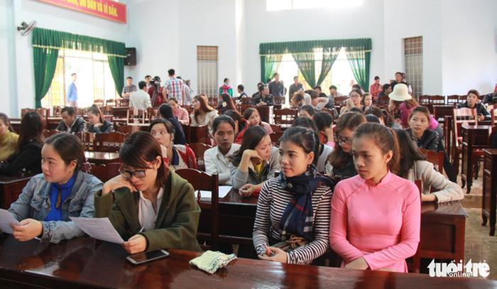 Đắk Lắk đề nghị đưa việc tuyển giáo viên về một mối - Ảnh 1.