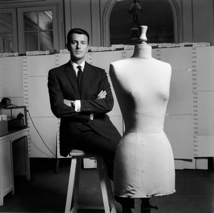 Hubert de Givenchy - Người đàn ông thanh lịch đã không còn - Ảnh 8.