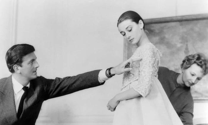 Hubert de Givenchy - Người đàn ông thanh lịch đã không còn - Ảnh 6.