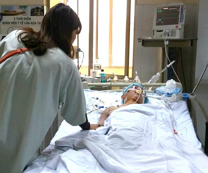 Tử nạn khi đang làm nhiệm vụ, thiếu tá quân đội hiến tạng cứu 6 người 1