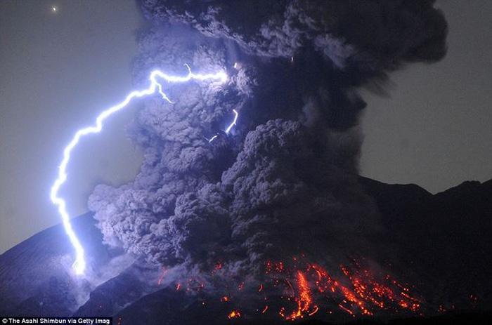 Lần đầu ghi âm được tiếng sấm núi lửa bí ẩn - Ảnh 4.