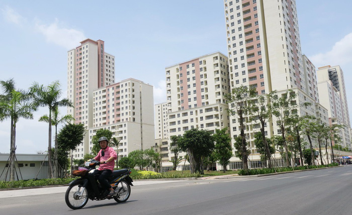 Sẽ bán đấu giá hơn 5.200 căn hộ tái định cư - Ảnh 1.