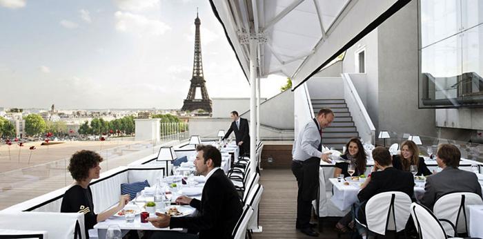 10 nhà hàng view đẹp đến mức khách quên cả ăn - Ảnh 2.