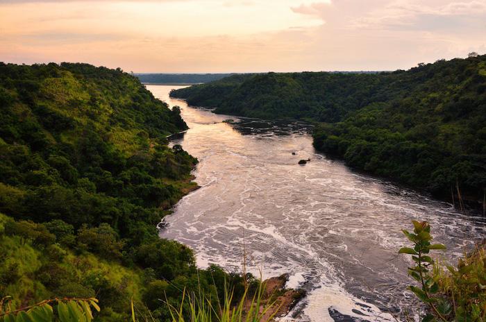 Những dòng sông độc nhất vô nhị thế giới - Ảnh 1.