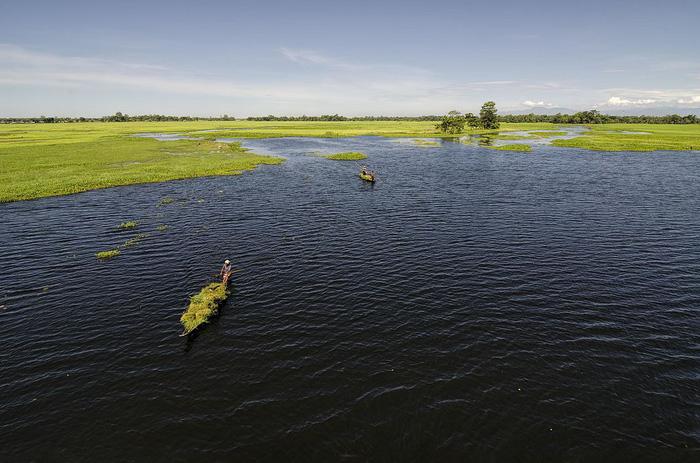 Những dòng sông độc nhất vô nhị thế giới - Ảnh 12.