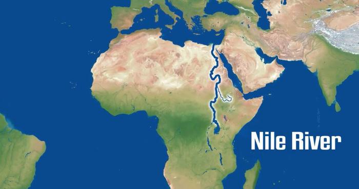 Những dòng sông độc nhất vô nhị thế giới - Ảnh 2.