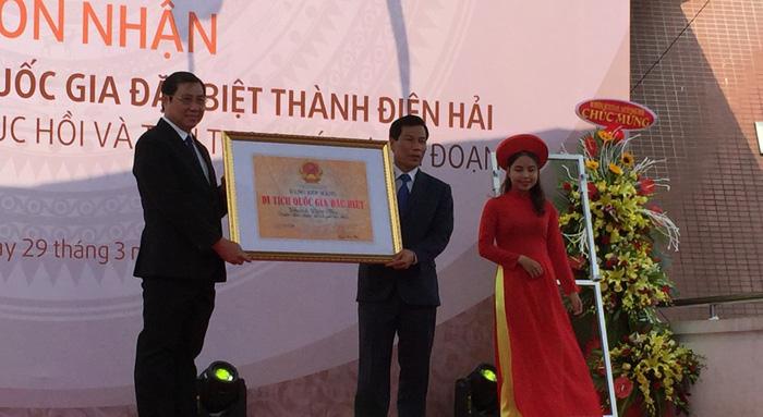 Nơi lưu dấu Nguyễn Tri Phương thành di tích quốc gia đặc biệt - Ảnh 4.