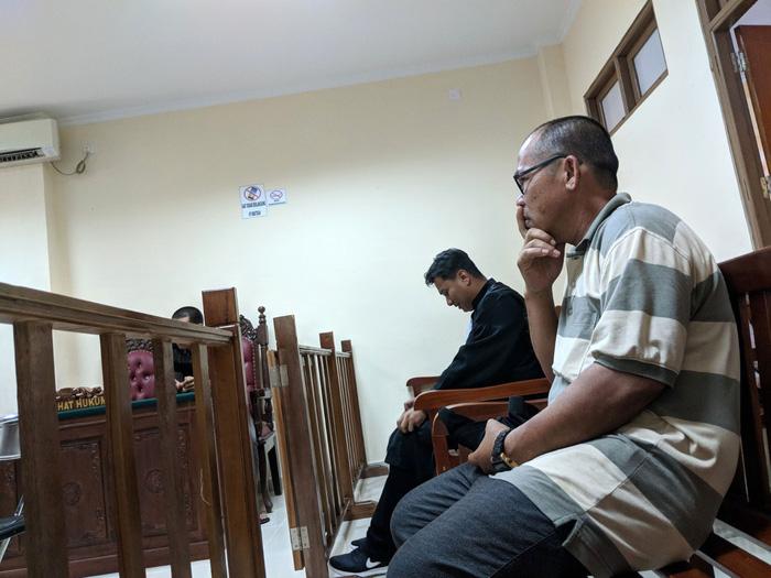 Tòa án Indonesia từ chối mở định vị, thuyền trưởng Việt Nam xin đi tù - Ảnh 3.
