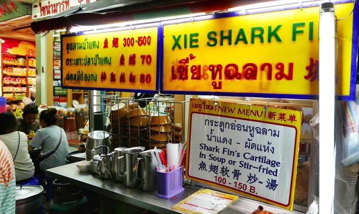 Đông, Tây đều cấm cắt vi cá mập - Ảnh 3.