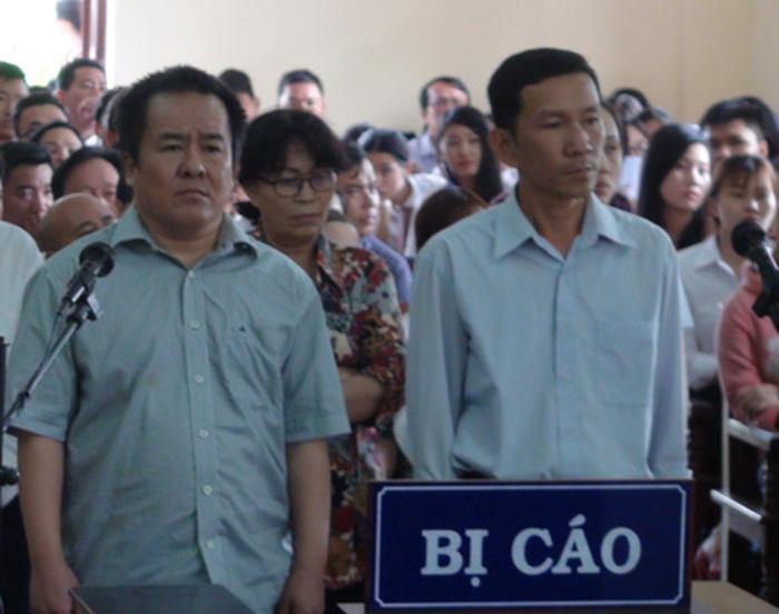 Đại gia thủy sản Cần Thơ Tòng Thiên Mã hầu tòa - Ảnh 1.