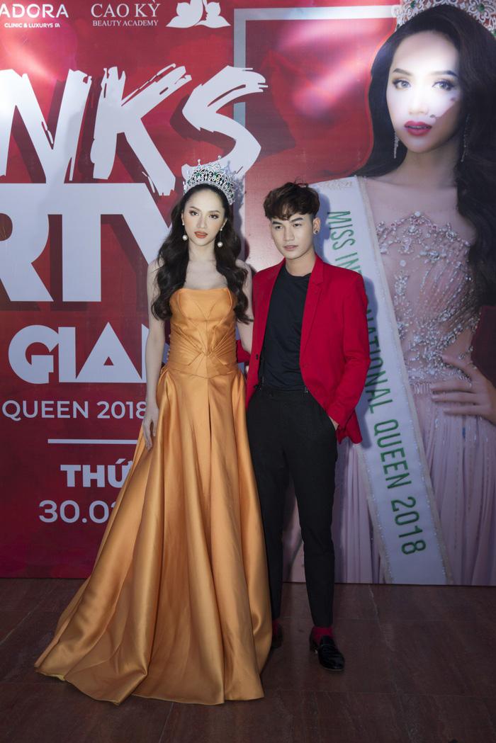 Hương Giang - giám đốc quốc gia Hoa hậu chuyển giới quốc tế - Ảnh 3.