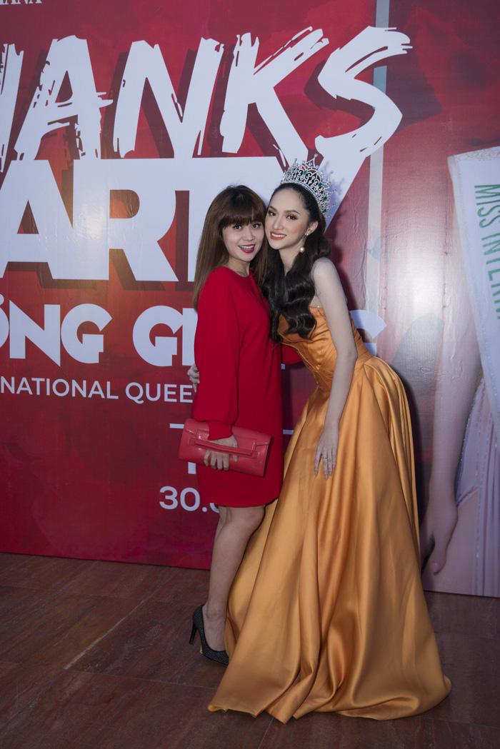 Hương Giang - giám đốc quốc gia Hoa hậu chuyển giới quốc tế - Ảnh 4.
