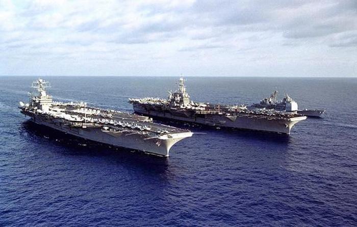 Trung Quốc từng ôm hận vì tàu sân bay Mỹ như thế nào? - Ảnh 4.