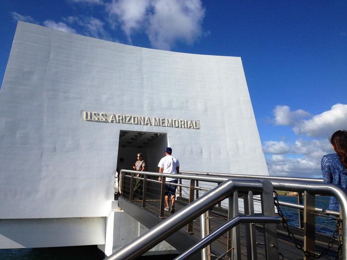 3 nơi không thể không đến khi tham quan Trân Châu Cảng ở Hawaii - Ảnh 1.